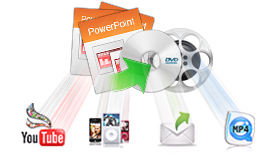 Easy PPT to DVD Converter