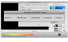 Mac video to DVD burner